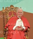 Papa Giovanni Paolo II a Potenza